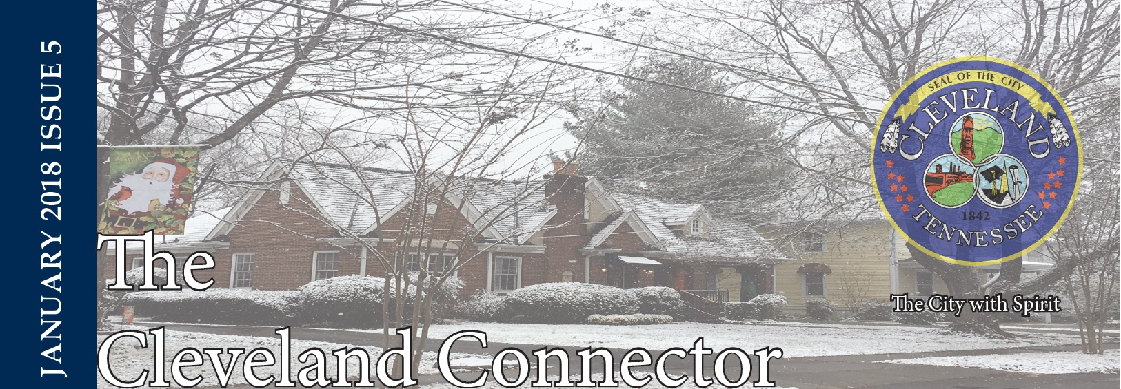 January 2018 Issue 5 - The Cleveland Connector Opens in new window