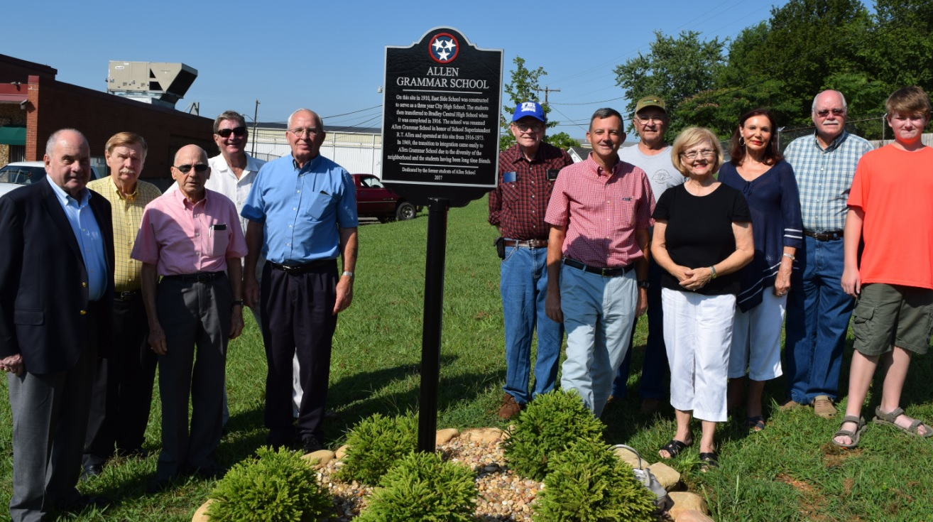 Allen School Marker Group Picture.jpg