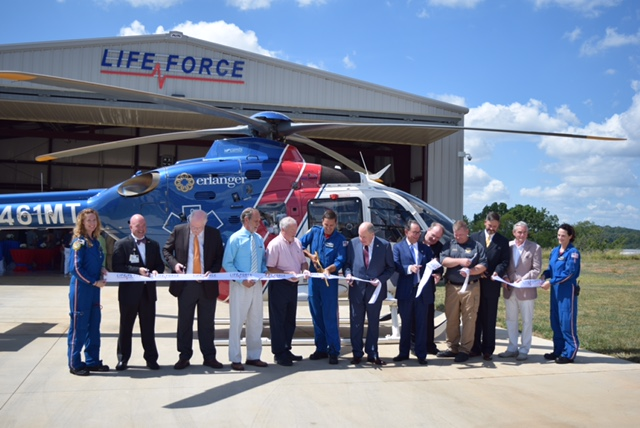 City, County, Life Force, MedTrans, Erlanger Ribbon Cutting.jpg