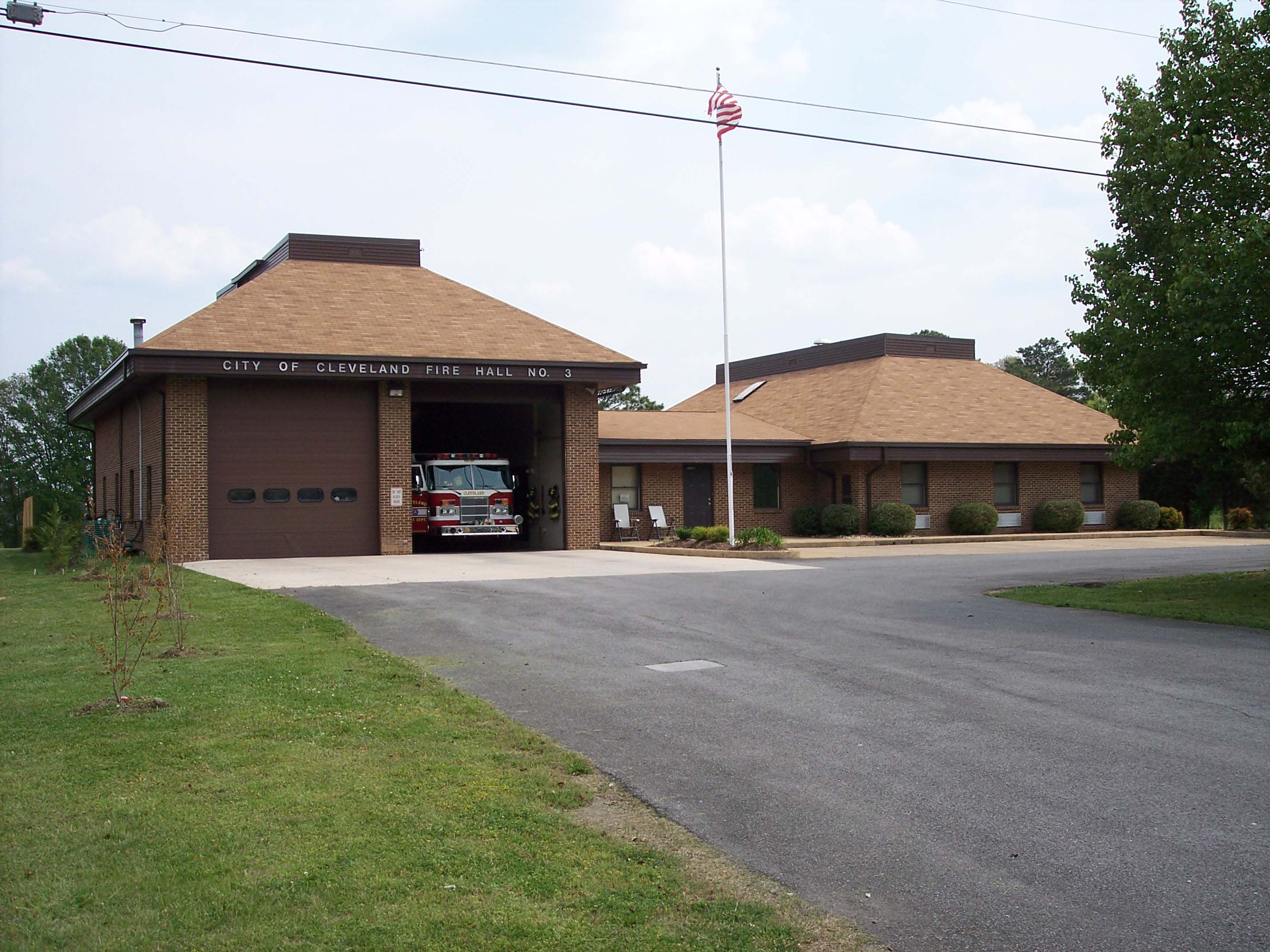 Station Three Fire Department
